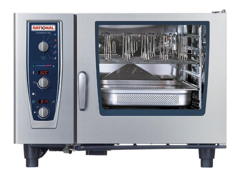 Картинка Пароконвектомат Rational CM 62G Plus